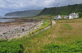 Kildonan, Arran - Image: Kildonan 1, Isle of Arran, North Ayrshire, Scotland