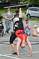 Kimberly Craig of The Street Circus at the 2018 Waterloo Busker Carnival 03.jpg