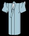 Kimono nagagi structure stylized mens without yatukuti.png