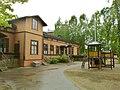 Kindergarten in an old barrack (1879) in Kuopio, Finland.jpg