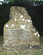 King Charles II Memorial, Lee Lane.JPG