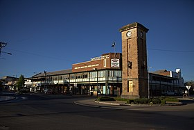 Place à Kingaroy