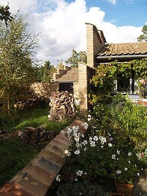 Kingo Houses - Image: Kingo Houses courtyards