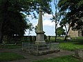 Kirk Merrington War Memorial - geograph.org.uk - 1365943.jpg