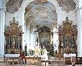 Klosterkirche Weißenau Altar und Chor.jpg