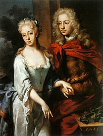 Kneller Portrait of a couple.jpg