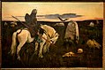 Knight at the crossroads by Vasnetsov, study (1882, dom-muzei).jpg