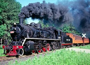 Connecticut Valley Railroad 3025 - Image: Knox and Kane Railroad