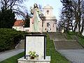 Kościół klasztorny reformatów, ob. par. pw. św. Mikołaja, 2 poł. XVIII Łabiszyn 13.JPG