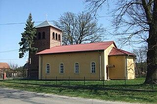 Staropole, Lubusz Voivodeship Village in Lubusz Voivodeship, Poland