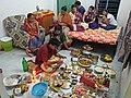 Kojagari Lakshmi Puja - Bengali Brahman Family - Howrah 20171005184752.jpg