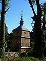 Komańcza. Dzwonnica z 1802 roku..jpg