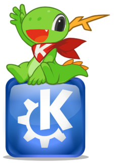 KDE Applications Bundle of applications and supporting libraries that are developed by the KDE community and shipped together
