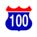 Korean highway line 100