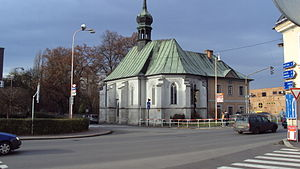 Česká Lípa - Saint Maria Magdalene Church