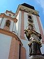 Kostel sv.Matěje , Bechyně 04.jpg