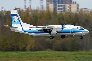 Kostroma Air Enterprise, RA-26133, Antonov An-26B-100 (29636341013).jpg