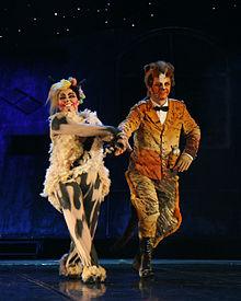 Cats musical wikipedia principal charactersedit stopboris Images