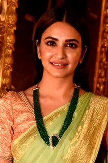 Kriti Kharbanda graces Teach For Change event (04) (cropped).jpg