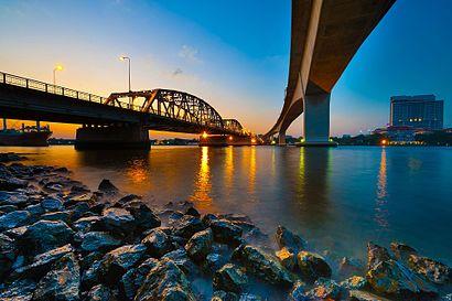 วิธีการเดินทางไปที่ สะพานพระราม 3 โดยระบบขนส่งสาธารณะ – เกี่ยวกับสถานที่