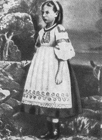Nadezhda Krupskaya - Nadezhda Krupskaya in 1876.