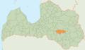 Krustpils novada karte.png