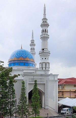 Al-Bukhari Foundation Mosque - Al-Bukhari Foundation Mosque