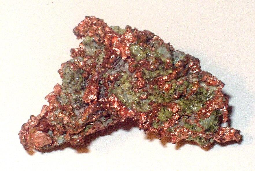 Kupfer mineral erz