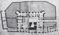 Kurfürstliche Burg Boppard - Grundriss des Erdgeschosses von 1788.png