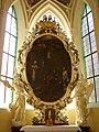 Kutná Hora, Sedlec, klášterní kostel, kaple, Willmann 01.jpg