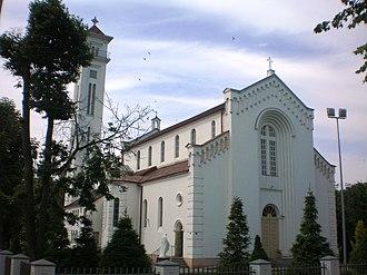 Kybartai - Eucharistic Saviour Church