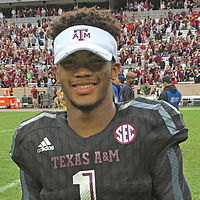 Kyler Murray Oct 31, 2015 - Cropped.jpg
