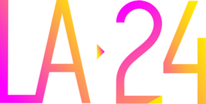 Los Angeles bid for the 2024 Summer Olympics - Initial campaign logo