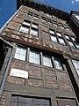 LIEGE Maison Havart quai de la Goffe 41 (4-2013).JPG