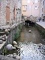La Canourgue canal IMG 6235.JPG