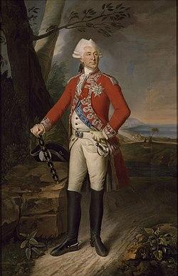 Portrait par Joseph Boze.