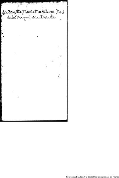 File:La Fayette - La Princesse de Clèves - tome 3.djvu
