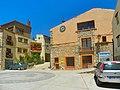 La Febró, plaça amb l'ajuntament - panoramio.jpg