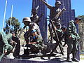 La artelleria-col. mil. del Ejercito Lapaz- Bolivia.JPG