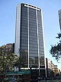 Banco Atlántico, Barcelona (1969) junto con Santiago Balcells