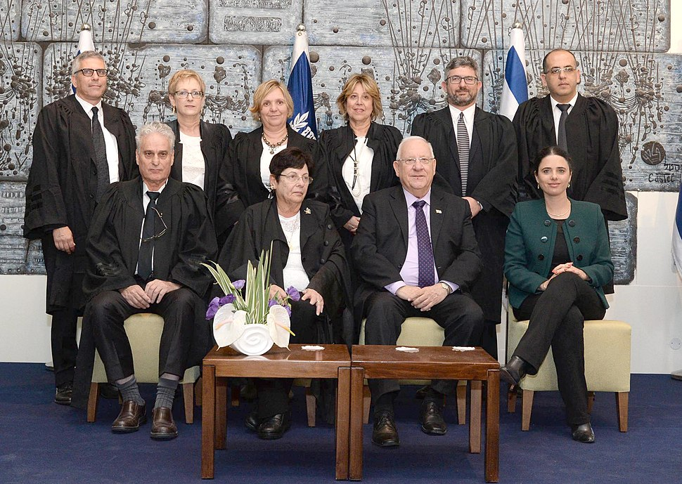 Labor Courts of Israel 2016