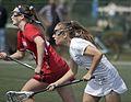 Lacrosse CNU Christopher Newport University Captains Newport News Virginia Shenandoah Univ. Winchester Hornets women sports NCAA (33642561351).jpg