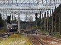 Lagedi raudteejaam vaatega Tallinna suunas.JPG