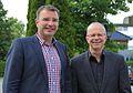 Laggenbeck SPD Ibbenbueren Michael Huebner Frank Sundermann 01.JPG