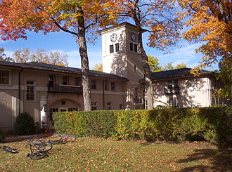 Lake Forest Academy - Warner House