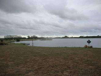 Lake Hood - Lake Hood in 2012