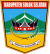 Official seal of South Solok Regency