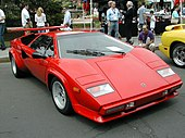 ... Lamborghini Countach LP500S