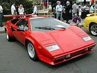 Lamborghini Countach thumbnail