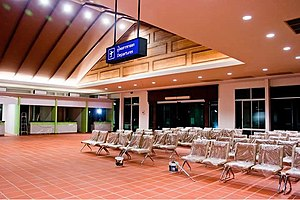 Lampang Airport - New departure lounge